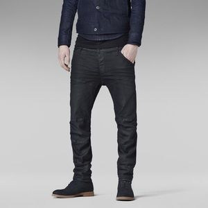 Low Tapered Jeans by G Star Raw